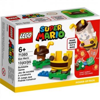 Конструктор LEGO Super Mario Набор усилений «Марио-пчела» 71393