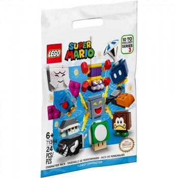 Конструктор LEGO Super Mario Фигурки персонажей: серия 3 71394