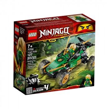 Конструктор LEGO Ninjago Тропический внедорожник 71700