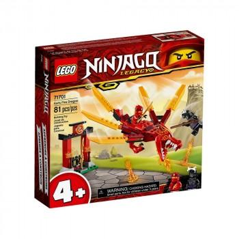 Конструктор LEGO Ninjago Огненный дракон Кая 71701