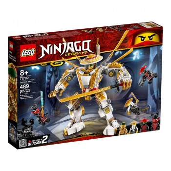 Конструктор LEGO Ninjago Золотой робот 71702
