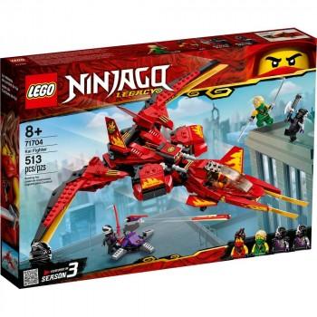 LEGO Ninjago Истребитель Кая 71704