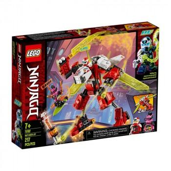LEGO Ninjago Реактивный самолёт Кая 71707