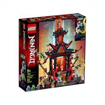 LEGO Ninjago Императорский храм Безумия 71712