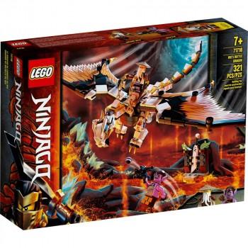 Конструктор LEGO Ninjago Боевой дракон Мастера Ву 71718