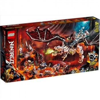 Конструктор LEGO Ninjago Дракон чародея-скелета 71721