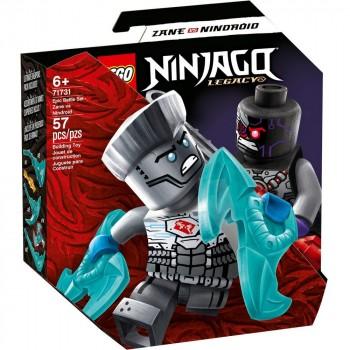 Конструктор LEGO Ninjago Легендарные битвы: Зейн против Ниндроида 71731