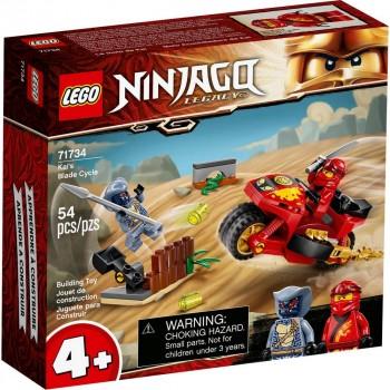 Конструктор LEGO Ninjago Мотоцикл Кая 71734