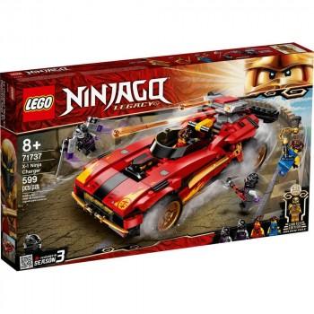 Конструктор LEGO Ninjago Ниндзя-перехватчик Х-1 599 71737