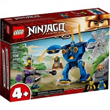 Конструктор LEGO Ninjago Электрический робот Джея 71740