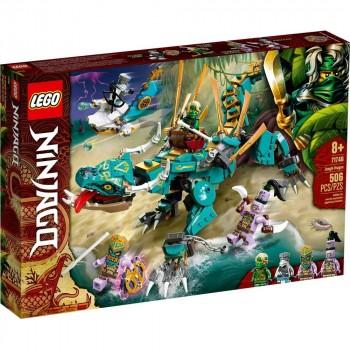 Конструктор LEGO Ninjago Дракон из джунглей 71746
