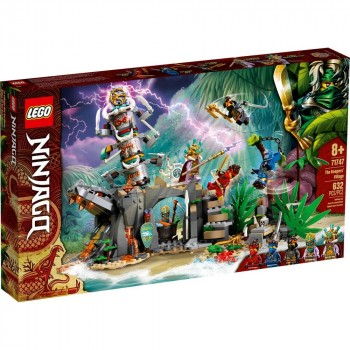Конструктор LEGO Ninjago Деревня Хранителей 71747