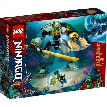 Конструктор LEGO Ninjago Водный робот Ллойда 71750