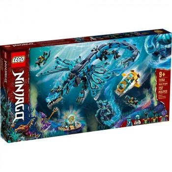 Конструктор LEGO Ninjago Водный дракон 71754