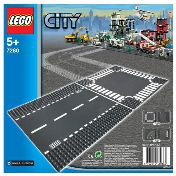 LEGO  City Перекресток