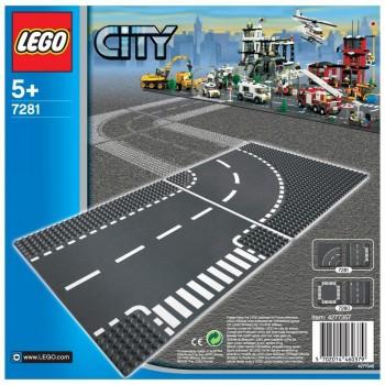 Конструктор LEGO  City Повороты