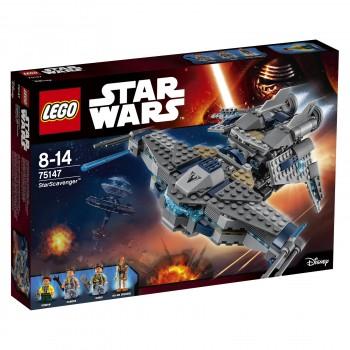 LEGO  Star Wars Звёздный Мусорщик 75147