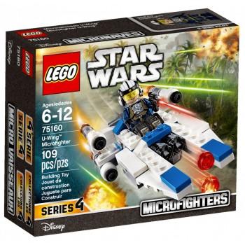 Конструктор LEGO Star Wars TM Микроистребитель типа U 75160