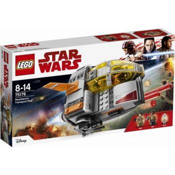 Конструктор LEGO  Star Wars Транспортная капсула Сопротивления 75176