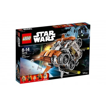 LEGO Star Wars TM Квадджампер Джакку 75178