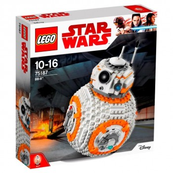 Конструктор LEGO  Star Wars БиБи-8 75187