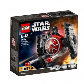Конструктор LEGO Star Wars Микроистребитель TиАйИ Первого ордена 75194