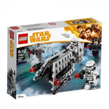 LEGO Star WarsImperial Patrol Battle Pack (Боевой набор имперского патруля) 75207