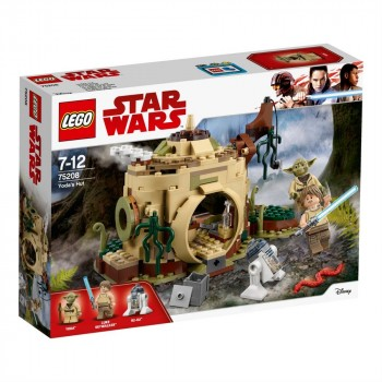 Конструктор LEGO Star Wars Yoda's Hut (Хижина Йоди)  75208