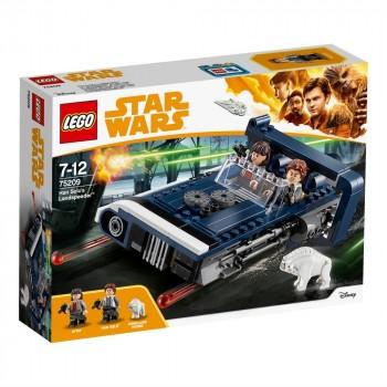 Конструктор LEGO Star Wars Han's Landspeeder™ (Вездеход Хана) 75209