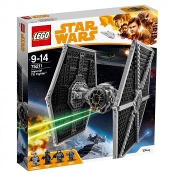 Конструктор LEGO Star Wars Imperial TIE Fighter™ (имперский истребитель TиАйИ) 75211