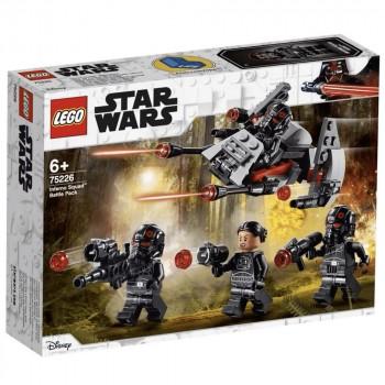 Конструктор LEGO Star Wars Боевой набор отряда «Инферно» 75226