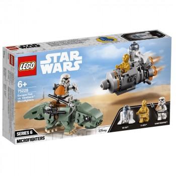 Конструктор LEGO Star Wars Спасательная капсула Микрофайтеры: дьюбэк 75228