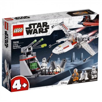 LEGO Star Wars Звёздный истребитель типа Х (4+) 75235