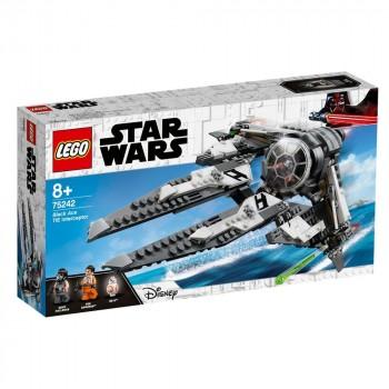 LEGO Star Wars Перехватчик TIE Чёрного аса 75242
