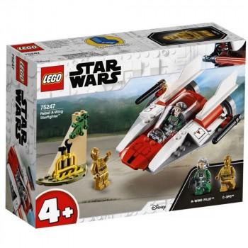 LEGO Star Wars Звёздный истребитель типа А (4+) 75247
