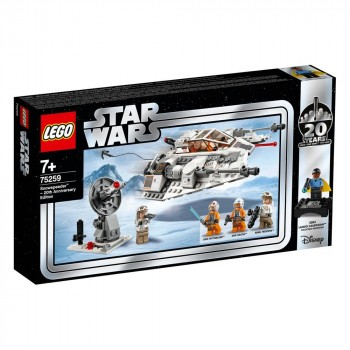 LEGO Star Wars Снежный спидер 75259