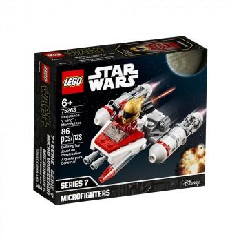 Конструктор LEGO Star Wars Микрофайтеры: Истребитель Сопротивления типа Y 75263