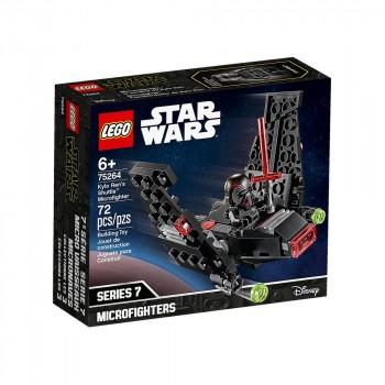 Конструктор LEGO Star Wars Микрофайтеры: шаттл Кайло Рена 75264