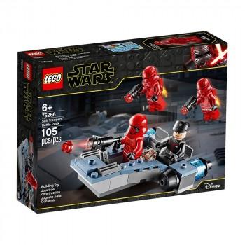 LEGO Star Wars Боевой набор: штурмовики ситхов 75266