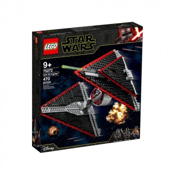 LEGO Star Wars Истребитель TIE ситхов 75272