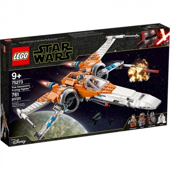 LEGO Star Wars Истребитель типа Х По Дамерона 75273