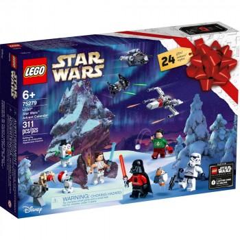 Конструктор LEGO Star Wars Новогодний календарь 75279