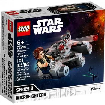 Конструктор LEGO Star Wars Микроистребитель Сокол Тысячелетия 75295