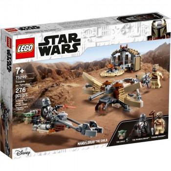 Конструктор LEGO Star Wars Проблемы на Татуине 75299