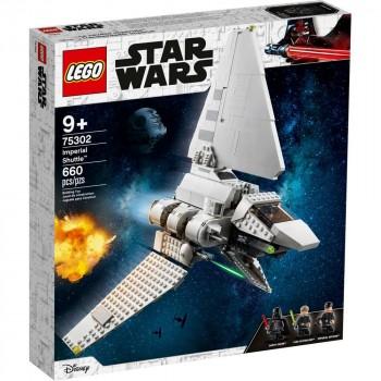 Конструктор LEGO Star Wars Имперский шаттл 75302
