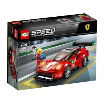 Конструктор LEGO Speed Champions Ferrari 488 GT3 Scuderia Corsa 75886