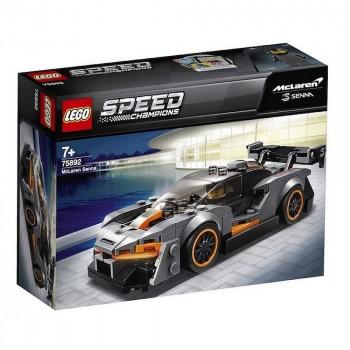 Конструктор LEGO Speed Champions McLaren Senna 75892