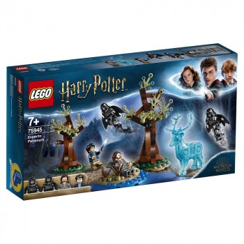 Конструктор LEGO Harry Potter Экспекто Патронум! 75945