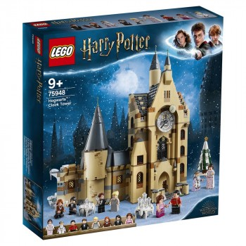 Конструктор LEGO Harry Potter Часовая башня Хогвартса 75948