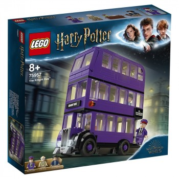 Конструктор LEGO Harry Potter Автобус «Ночной рыцарь» 75957
